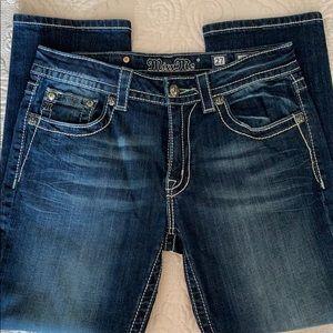 Miss Me Jeans - Miss Me Boyfriend Capri